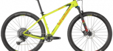 BERGAMONT REVOX PRO 2018 bicicletta mtb carbonio