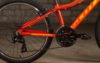 SCOTT SCALE JUNIOR 24 ORANGE DETTAGLIO 3