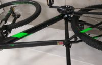 CUBE AIM RACE BLACK -GREEN 2020 BIS