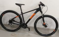CUBE AIM PRO BLACK ORANGE MTB 2020