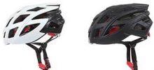 MFI My Future Innovation FUTURE HELMET casco ciclismo nero e bianco