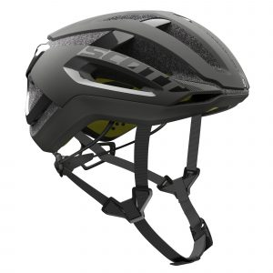 SCOTT CENTRIC PLUS casco nero