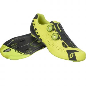SCOTT RC ROAD 2018 yellow/black scarpe