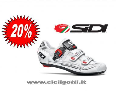 SIDI GENIUS 7 MEGA BIANCO scarpa bdc 2017
