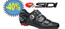SIDI MTB EAGLE 7 SR SHADOW NERO