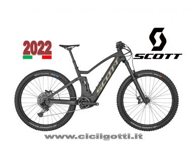 SCOTT GENIUS ERIDE 910 BICICLETTA ELETTRICA 2022