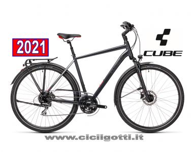 CUBE TOURING ONE IRIDIUM RED 2021 MEN
