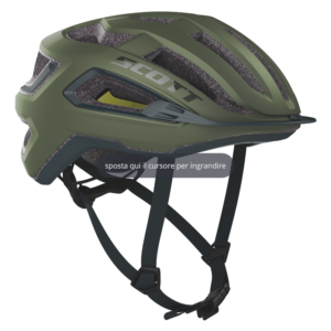 SCOTT ARX PLUS GREEN MOSS NIGHTFALL BLUE 2020