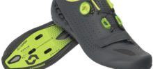 SCOTT VERTEC MATT GREY NEON YELLOW 2020