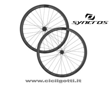 SYNCROS SILVERTON 1.0 COPPIA RUOTE MTB