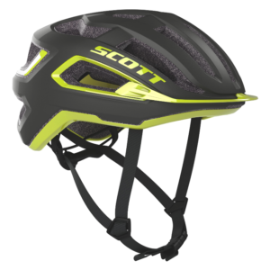 SCOTT ARX PLUS DARK GREY RADIUM YELLOW 2020