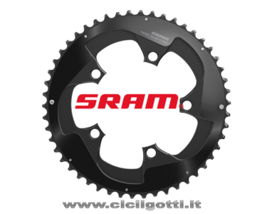CORONA SRAM RED ESTERNA BLACK 50