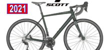 SCOTT SPEEDSTER GRAVEL 30 BICICLETTA 2021