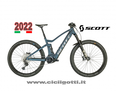SCOTT GENIUS ERIDE 920 BICICLETTA ELETTRICA 2022