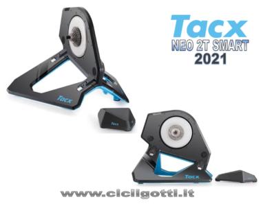 TACX NEO T2 SMART RULLO INTERATTIVO
