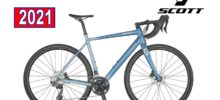 SCOTT SPEEDSTER GRAVEL 20 BICICLETTA 2021