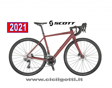 SCOTT CONTESSA SPEEDSTER GRAVEL 15 2021