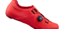 SHIMANO SCARPA ROAD SH-RC300 RED FLUO 2021