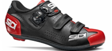 SIDI ALBA 2 BLACK RED 2021 SCARPA BDC