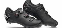 SIDI DRAGON 5 SRS MATT BLACK 2021 SCARPA MTB