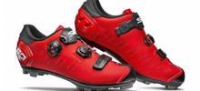 SIDI DRAGON 5 SRS MATT RED 2021 SCARPA MTB