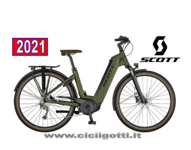 SCOTT SUB TOUR ERIDE 30 UNISEX 2021
