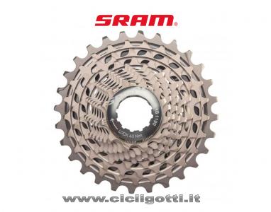 SRAM PACCO PIGNONI RED XG1290 12v 10-33