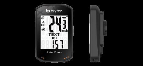 BRYTON RIDER 15C NEO CICLOCOMPUTER GPS 2022