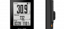 BRYTON RIDER 320E CICLOCOMPUTER GPS 2022