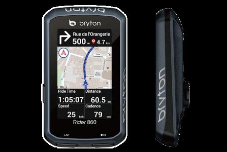 BRYTON RIDER 860T CICLOCOMPUTER GPS 2022