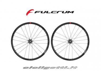 FULCRUM COPPIA RUOTE RACING 3 DB
